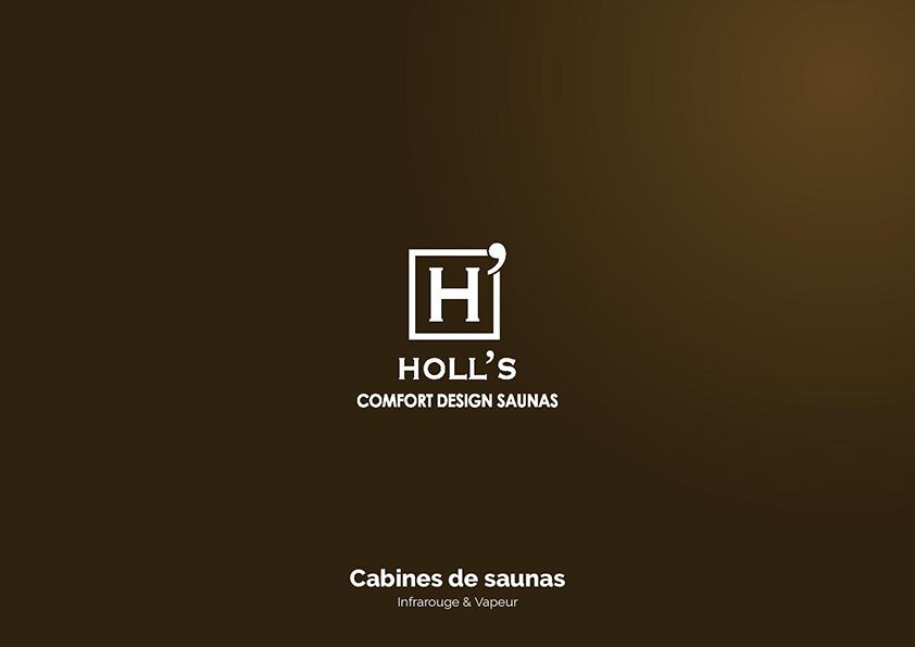Couverture Catalogue Holl's 2019 FR