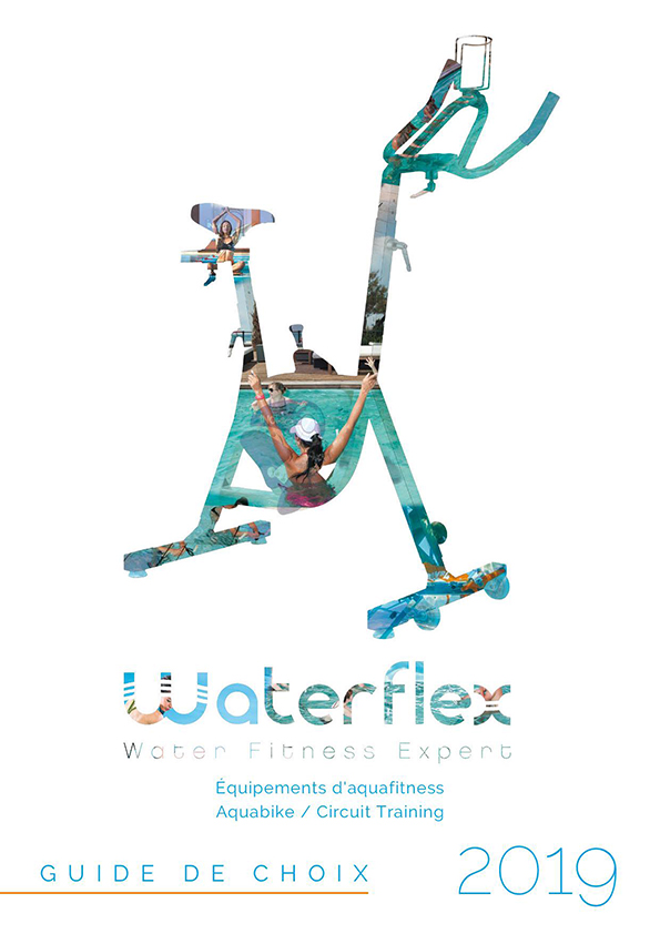 Couverture Catalogue Waterflex 2019 FR