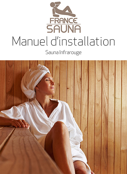 Couverture Manuel France Sauna Infrarouge